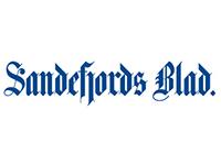 Sandefjord Blad : Sponsor Sandefjordsløpet
